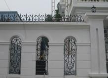 khung chống trộm hàng rào bh-10181