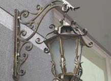 đèn treo sân vườn bh-10190
