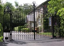 cổng biệt thự ws-10439