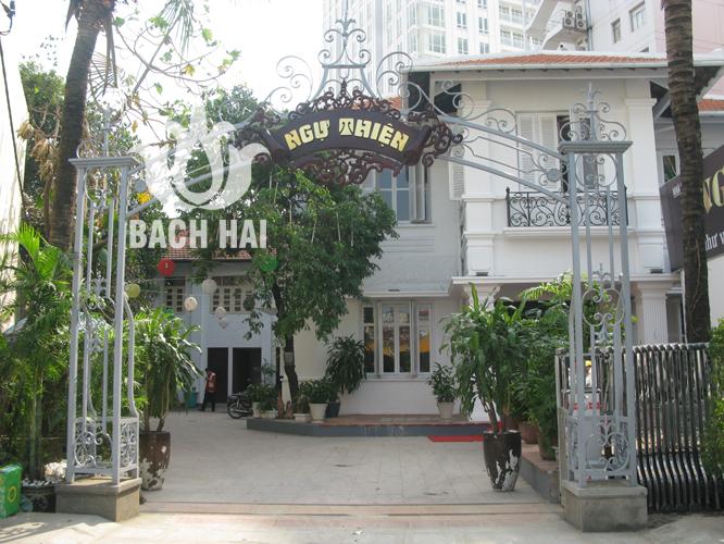 cổng chào nhà hàng bh-10140