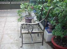 ghế trang trí sân vườn ws-10122