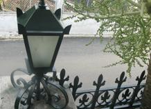 đèn trụ cổng bh-10191