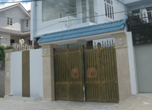cổng sắt bh-10195