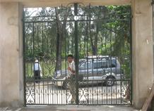 cổng sắt đặc bh-10167