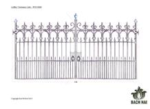 gothic vietorian gate - ws10084