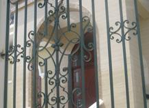khung hàng rào chống trộm bh-10128