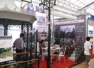 Triển lãm sắt đẹp quảng bá giới thiệu sản phẩm sắt đẹp chất lượng cao giá thành rẻ